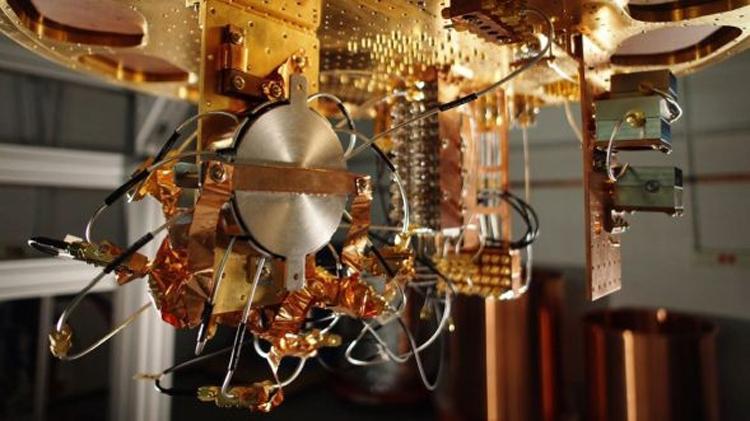 Создан квантовый процессор.
