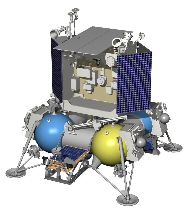 Космический аппарат «Луна-Ресурс-ПА»