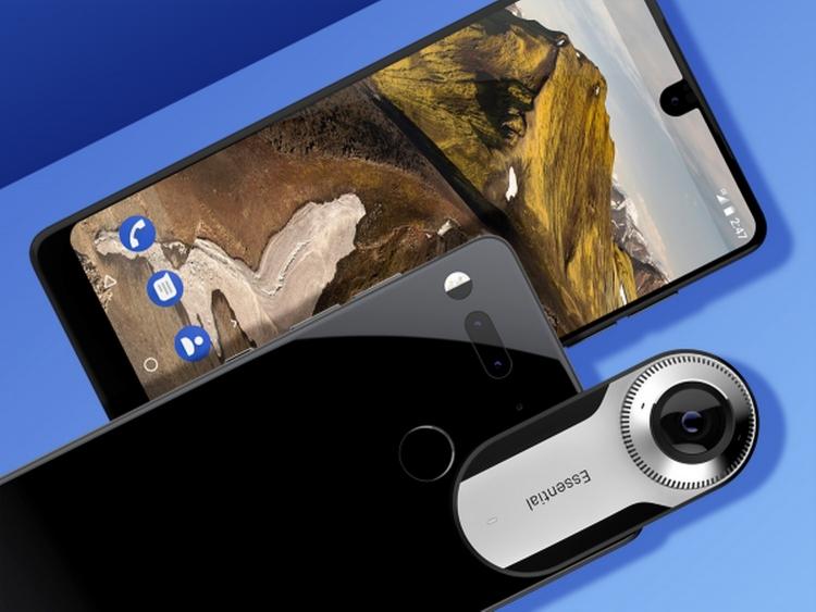 """Компания Essential из-за отсрочки релиза Essential Phone меняет руководящий персонал"""""""
