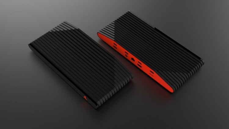 """Atari поделилась изображениями и подробностями новой консоли Ataribox"""""""