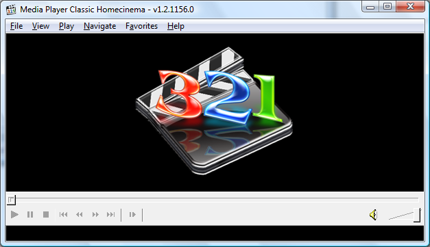 Классический вид MPC Home Cinema