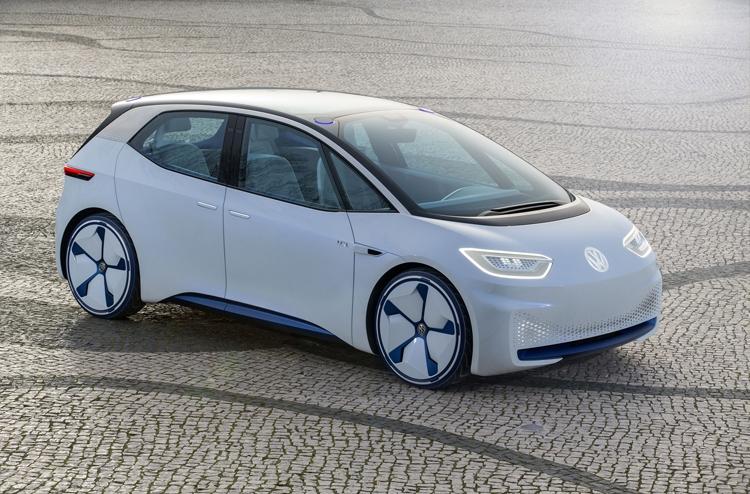 Volkswagen 10 йил ичида 70 моделдаги электрокарлар ишлаб чиқаради