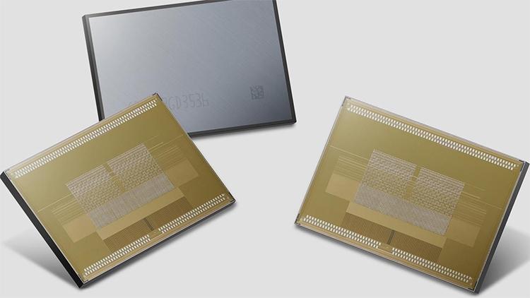 Микросхемы Samsung HBM2