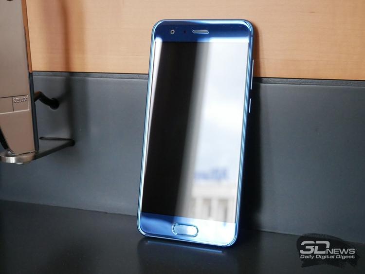 Спецверсия Huawei Honor 9 для Европы получит приставку Premium