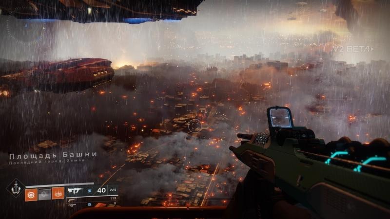 Скриншоты в Destiny 2 явно будут получаться очень красивыми