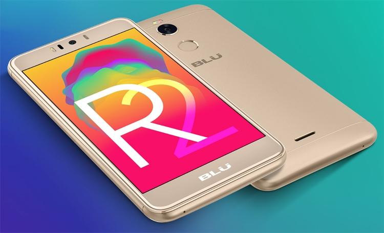 "BLU R2 и R2 LTE: смартфоны с 5,2"" дисплеем HD и процессором MediaTek"