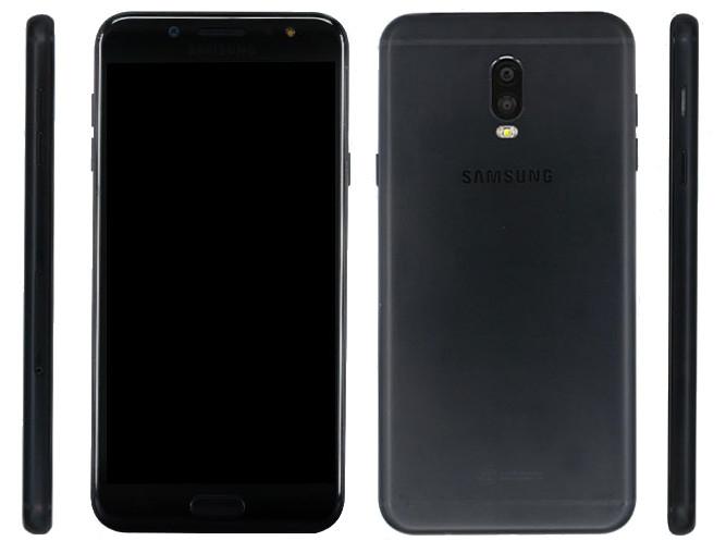 Смартфон Samsung Galaxy C7 (2017)
