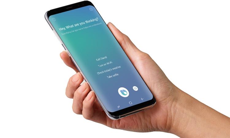 Samsung приписывают намерение выпустить гарнитуру с поддержкой Bixby