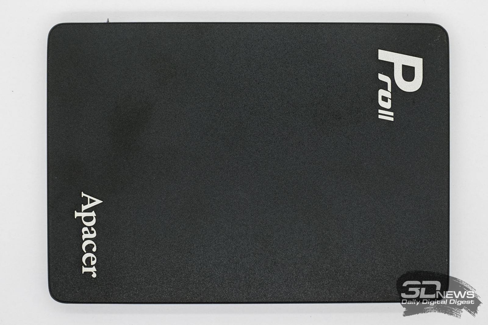 Новая статья: Обзор SSD-накопителя Apacer Pro II AS510S: ветеран труда
