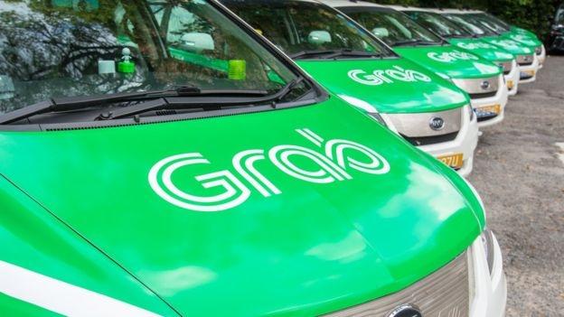 Конкурирующий с Uber сервис Grab получит $2,5 млрд новых инвестиций