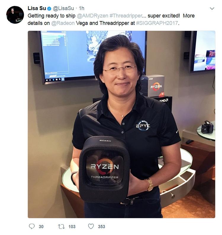 AMD анонсировали бюджетные процессоры Ryzen 3