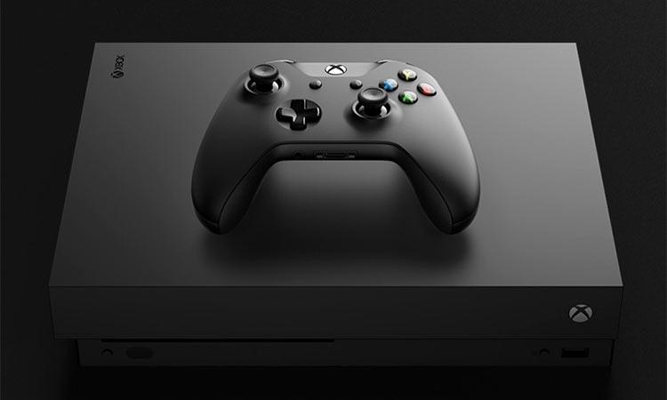 Microsoft пообещала скоро открыть предварительные заказы на Xbox One X
