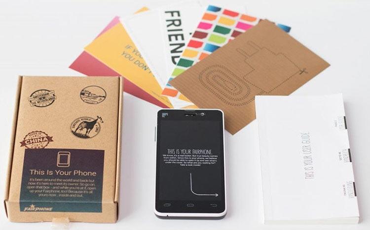Модульный смартфон Fairphone 1 более не поддерживается