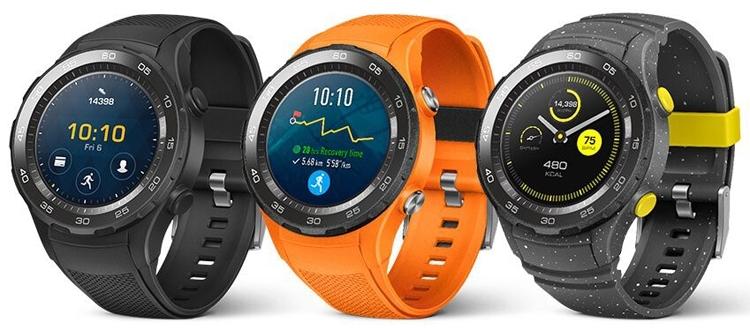 Смарт-часы Huawei Watch 2 в версии Porsche Design поступили в продажу 381da1f9c41