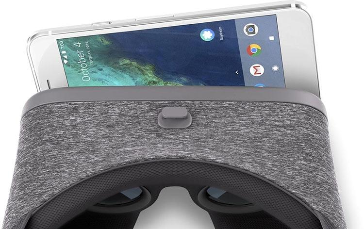 Google обещает до конца года 11 смартфонов с поддержкой Daydream VR