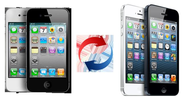 Apple запускает в России программу обмена старых iPhone на новые