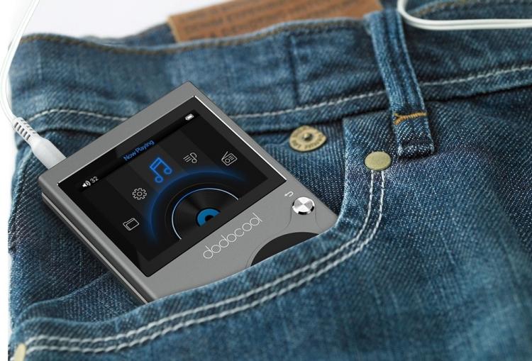 """Dodocool представила бюджетный аудиоплеер DA106из категорииHi-Fi ибеспроводную гарнитуру"""""""