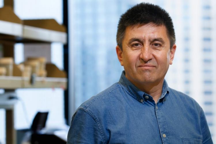 Профессор Орегонского университета здоровья и науки, генетик Шухрат Миталипов