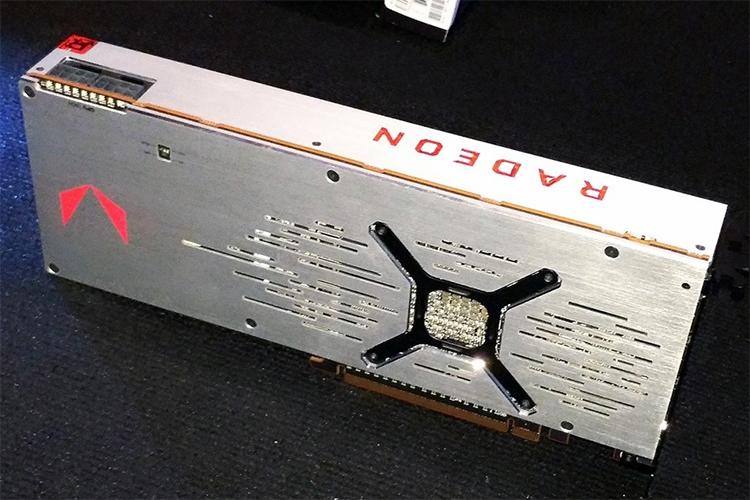 Radeon RX Vega c воздушным охлаждением