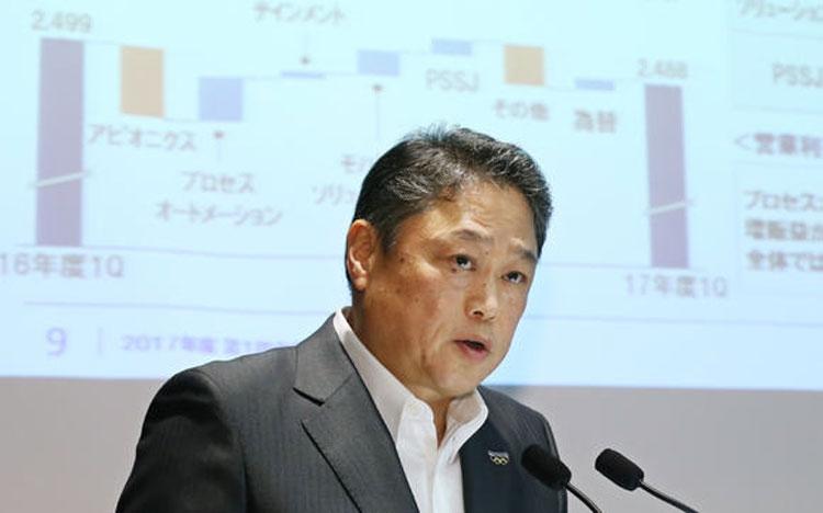 Финансовый директор Panasonic Хироказу Умеда (Hirokazu Umeda), фото https://asia.nikkei.com
