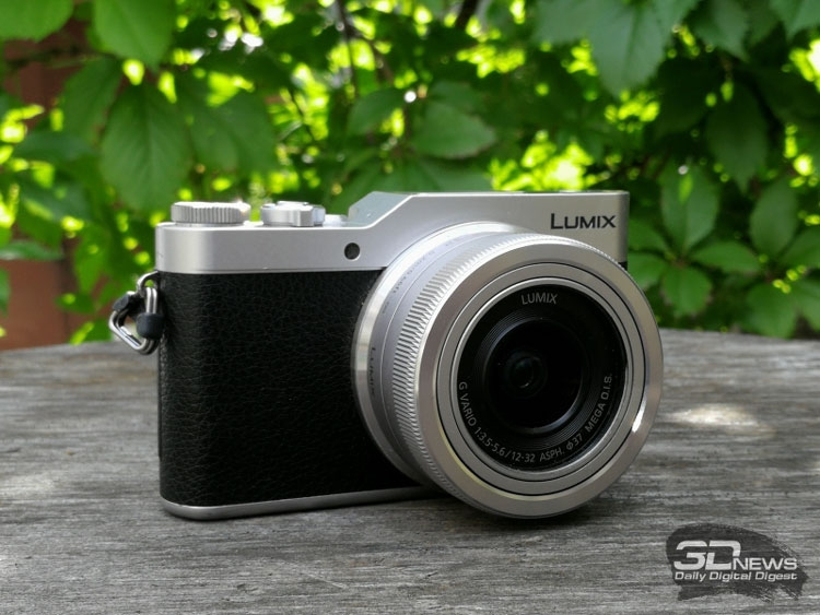 Фотокамера Panasonic Lumix GX800