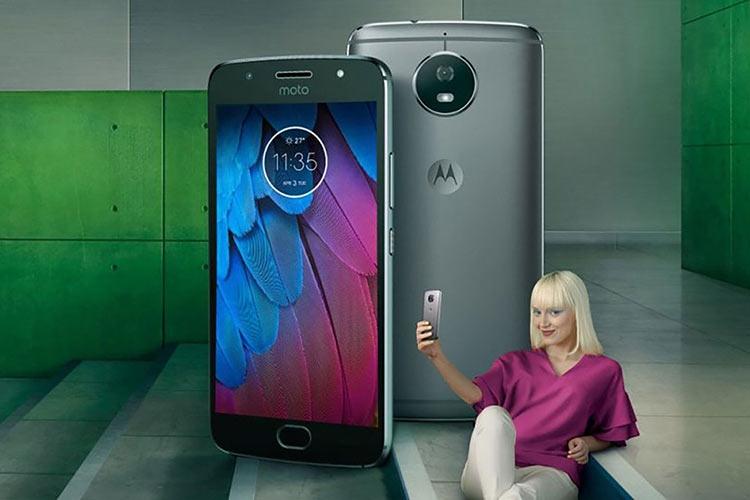 Представлены смартфоны Moto G5S и Moto G5S Plus