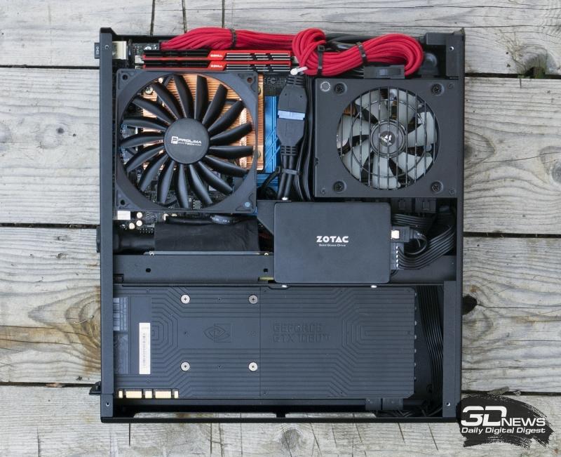 Компьютер месяца — август 2017