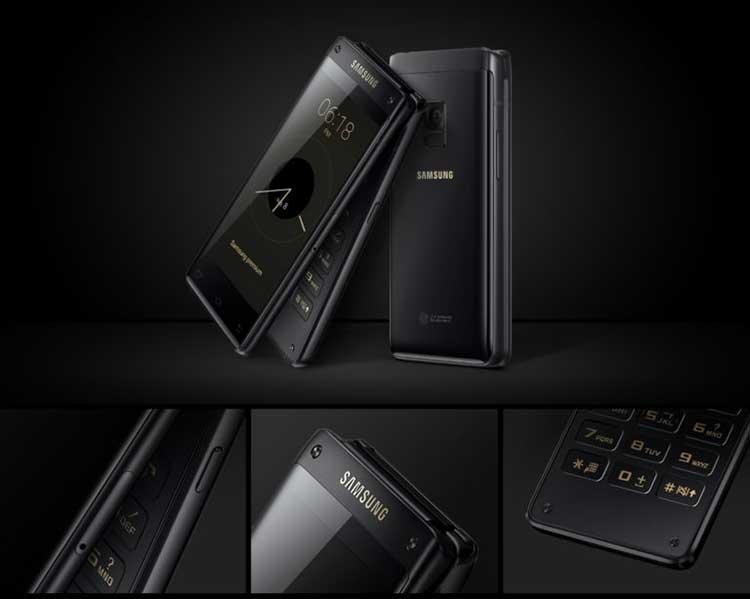Официально представлен телефон-раскладушка Самсунг SM-G9298