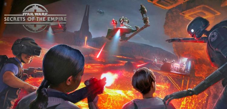 Новости Звездных Войн (Star Wars news): The Void строит VR-приключение для полного погружения в мир «Звёздных войн»