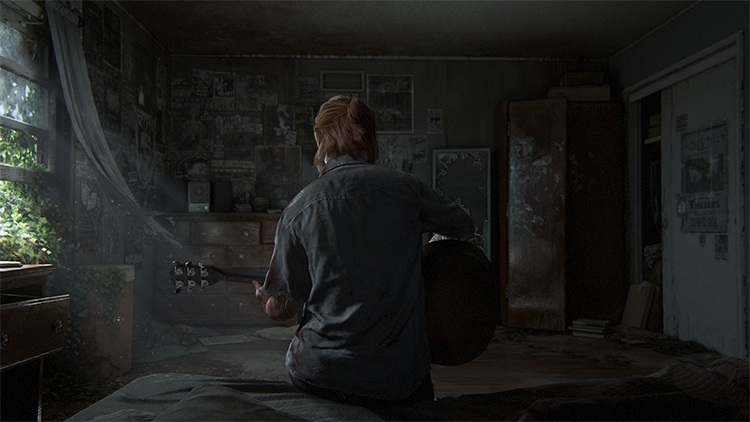 Naughty Dog начнёт работу над The Last of Us: Part II, когда отдохнёт от Uncharted""