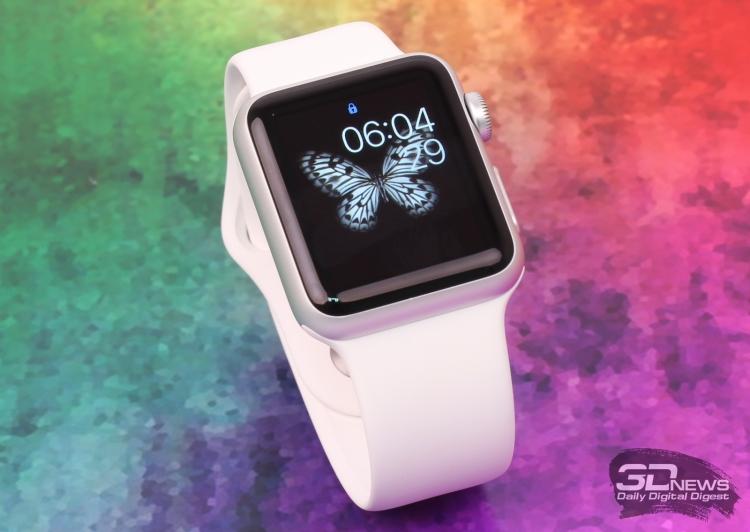 Новые Apple Watch получат LTE-модем