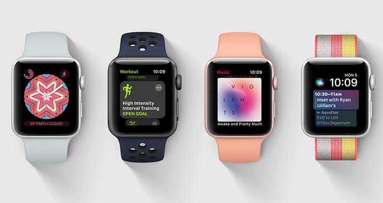 k53vtzed - Часы Apple Watch 3 могут получить полностью новый дизайн