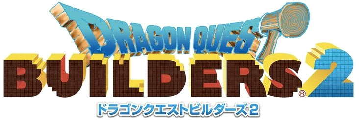 Логотип Dragon Quest Builders 2