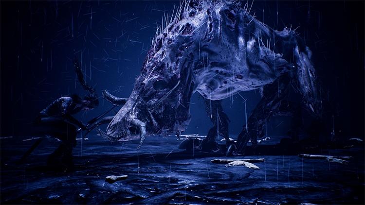 """Критики благосклонно принялиHellblade: Senua's Sacrificeот авторов DmC и Enslaved"""""""