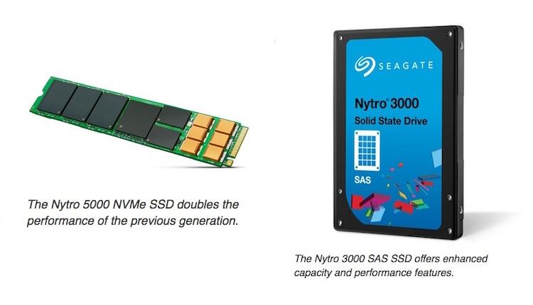 se2 - Seagate показала ультрабыстрый SSD-накопитель вместимостью 64 Тбайт