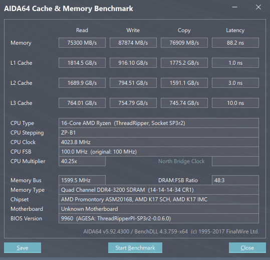 Распределённый режим работы памяти (UMA)