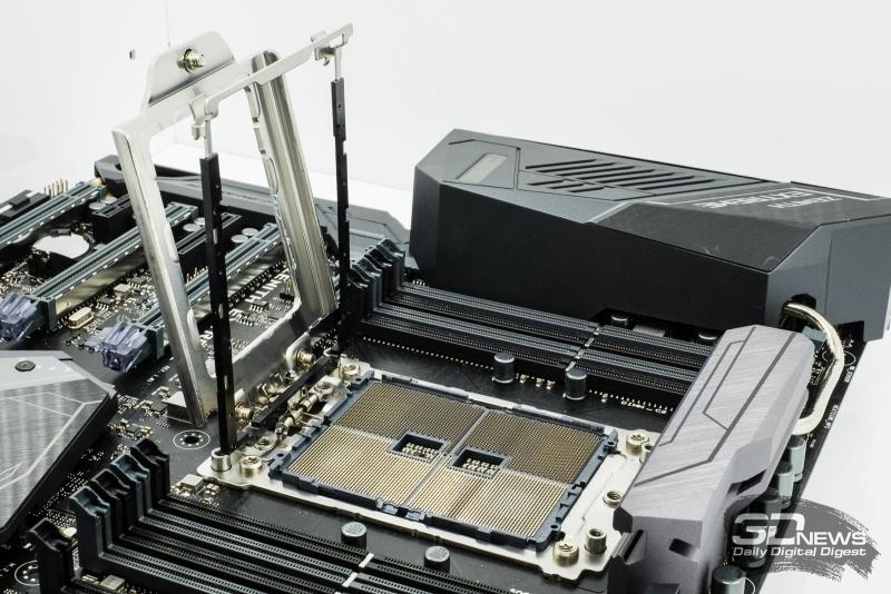Обзор процессоров AMD Ryzen Threadripper 1950X и 1920X: превентивный ядерный удар