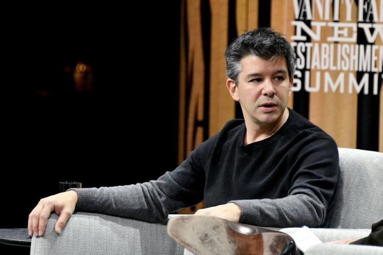 Инвесторы обвинили Трэвиса Каланика впопытках вернуть себе пост руководителя Uber