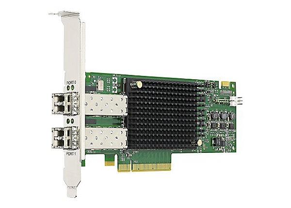 Адаптер Emulex Fibre Channel шестого поколения (3,2 Гбайт/с)