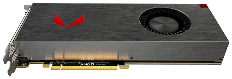 Radeon RX Vega 64 Limited Edition: яркий дизайн за дополнительную плату