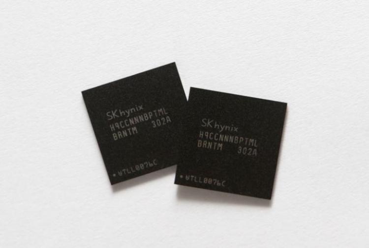 Микросхемы памяти компании SK Hynix