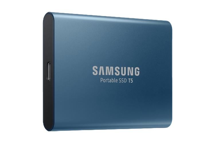 Твердотельный накопитель Samsung T5