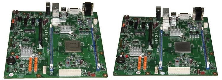 Наборы для разработчиков с процессорами Godson 3A2000 и Godson 3A3000