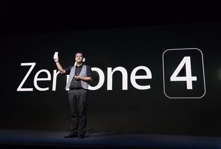 ASUS ZenFone 4: рендеры новейшей линейки телефонов