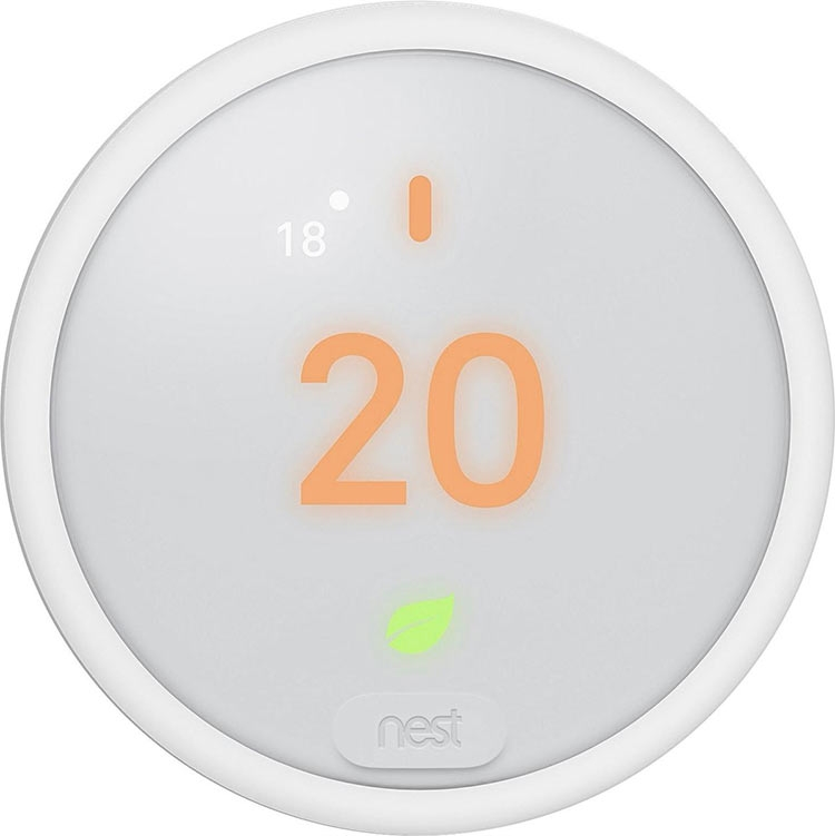 Новый термостат Nest, как уверяет @evleaks