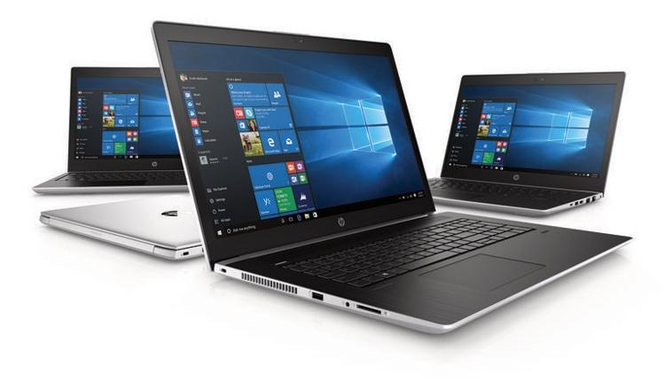 Ноутбуки HP ProBook 400 G5