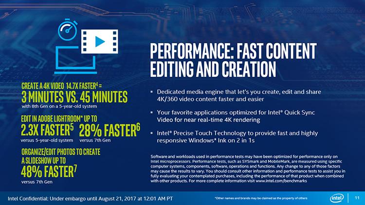 FINAL 11 - Intel Core восьмого поколения увеличивают производительность ультрабуков на 40 процентов