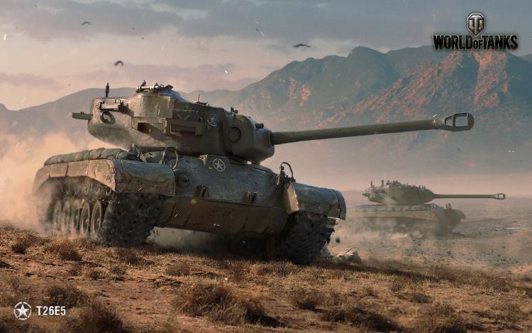 "Gamescom 2017: трейлер 4K-версии World of Tanks для Xbox One X"""