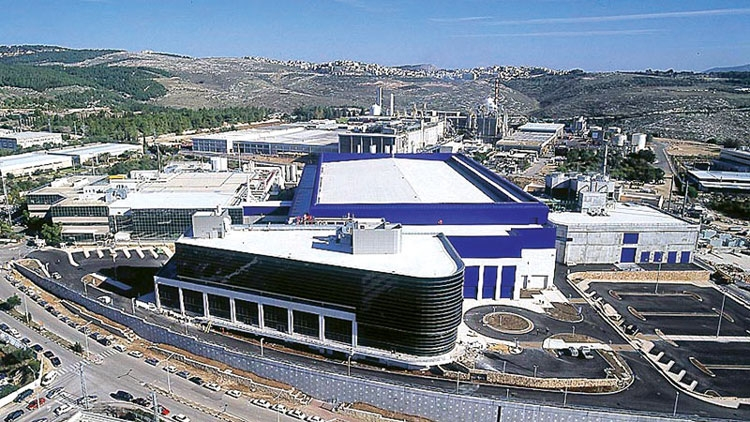 Завод TowerJazz в Мигдаль-ха-Эмек, Израиль (TowerJazz)