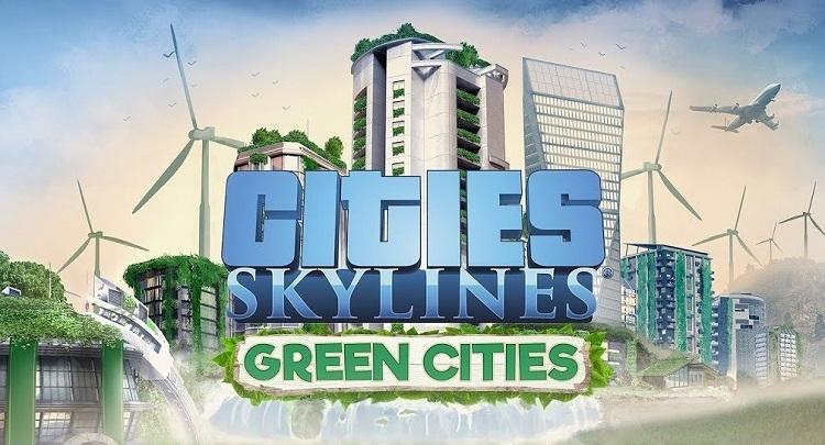 Gamescom 2017: новое дополнение к Cities: Skylines посвятят экологии